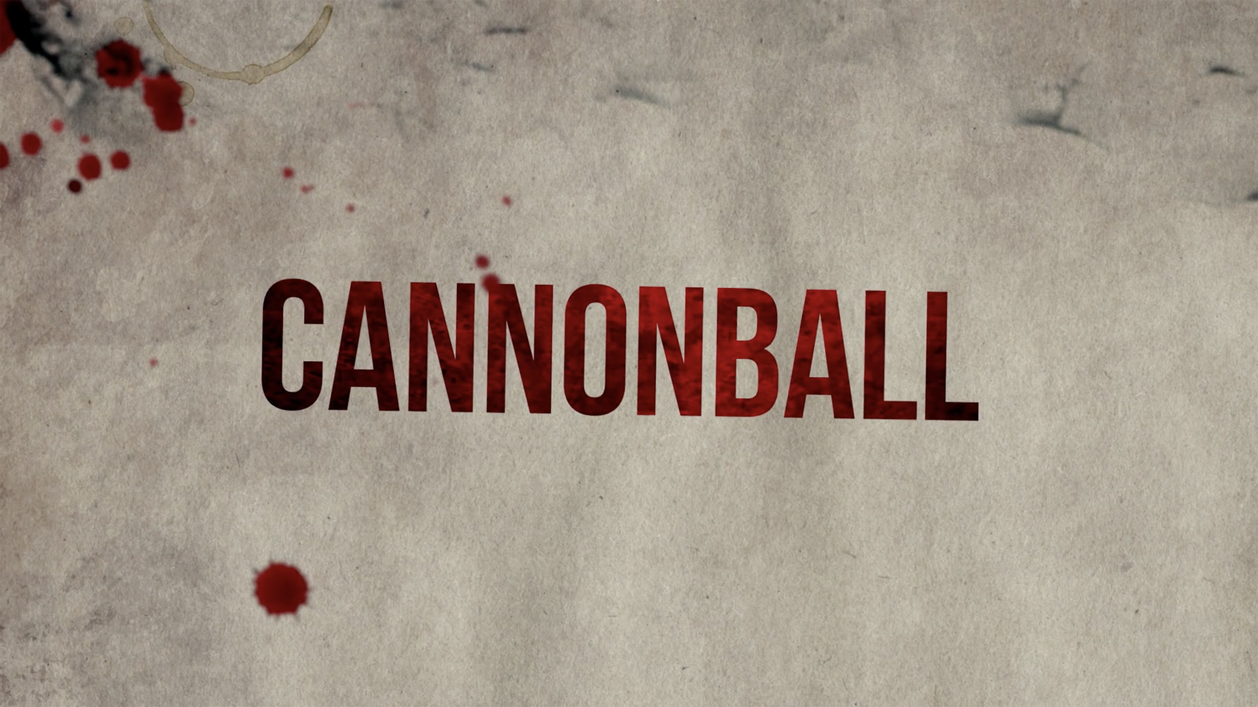 CANNONBALL IMAGE